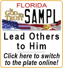 Lead Others to Him Switch into it at your local tag office today! ingodwetrustfoundation.com
